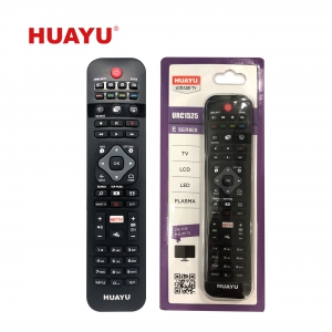 URC1525  PHILIPS Universal  LCD/LED TV Remote Control丨HUAYU