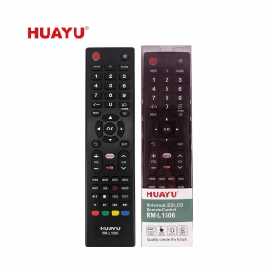 RM-L1506 Universal LCD LED TV Remote 丨HUAYU