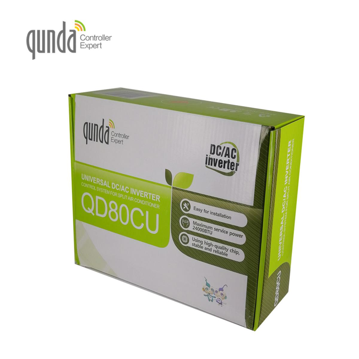 Qd80cu Universal Dc  Ac Inverter Control System For Split